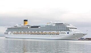 <i>Concordia</i>-class cruise ship