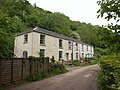 Cottages near Calstock - geograph.org.uk - 1899792.jpg