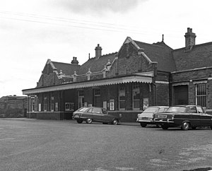 Coulsdon North railway station - Image: Coulsdon North Railway Station