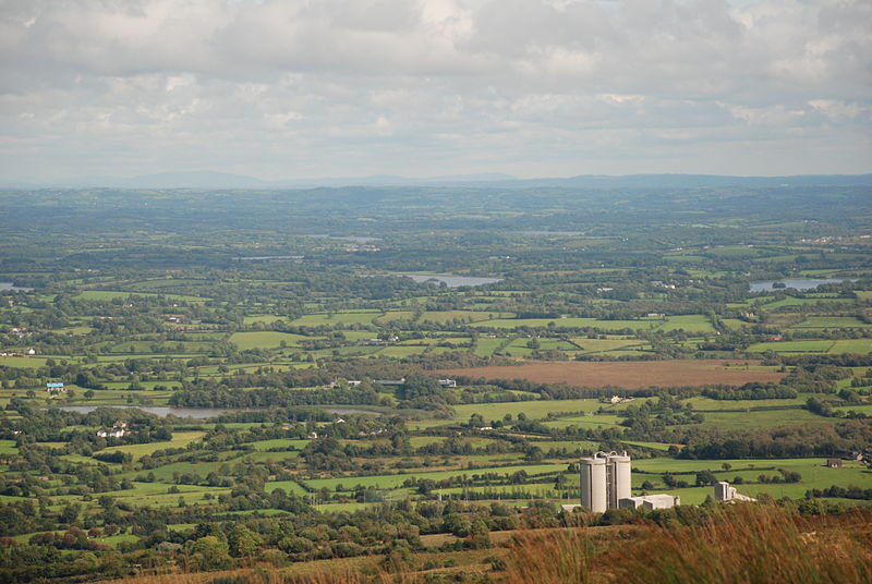 Landscape, County Fermanagh, Northern Ireland