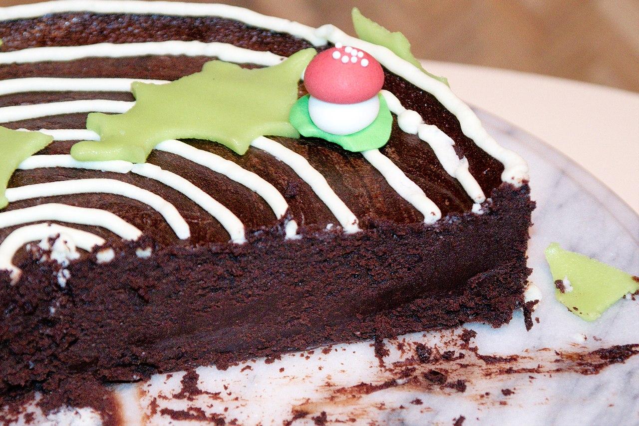 Cake Moeilleu Au Lardon Olive