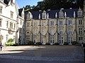 Cour intérieure château d'Ussé.JPG