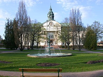 Motala - The old court house