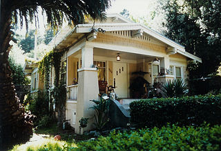 California bungalow Architectural style