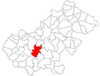 Craidorolț Commune in Satu Mare, Romania