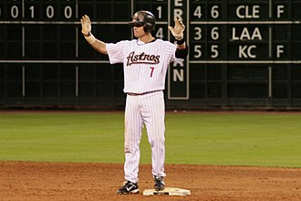 Craig Biggio - Biggio with the Houston Astros