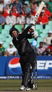 Craig McMillan New Zealand cricketer