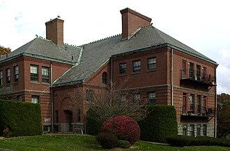 Cranch School - Image: Cranch School Quincy MA 03