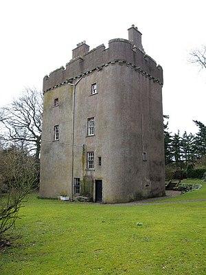 Cranshaws Castle - Cranshaws Castle