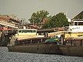 Credendo Vides (ship, 1957) in de Sonthaven, Port of Amsterdam.jpg