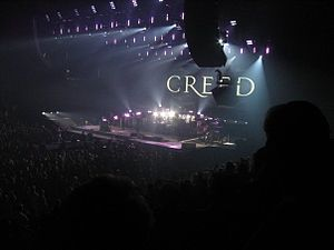 Creed (band) - Image: Creed salt lake city