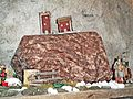 Crib in a stable in Le Vergini 16.jpg