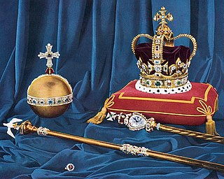 British royal regalia