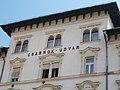 Csarnok Yard. Mid part. - Csarnok Square, Budapest District IX.JPG
