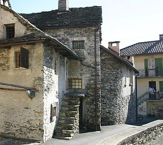 in Ticino, Switzerland