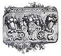 Cul-de-lampe représentant la bordure de l'encadrement de la chapelle Saint-Louis ou Saint-Nicolas de l'église de l'Observance - Lyon ancien et moderne, tome 2, L. Boitel.jpg