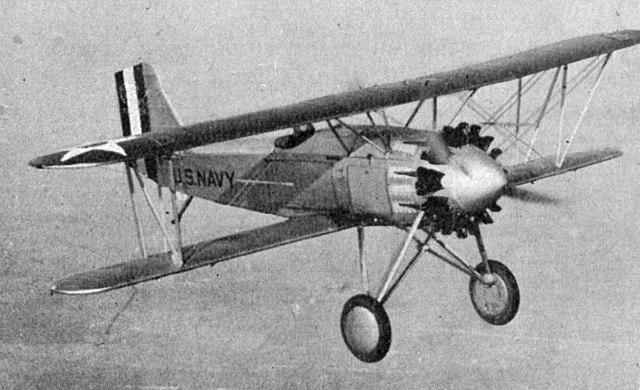 File Curtiss Bf2c 1 Jpg: File:Curtiss F7C-1 In Flight L'Aéronautique July,1927.jpg