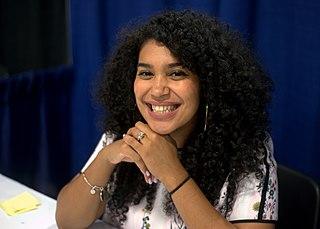 Elizabeth Acevedo Dominican-American poet and author