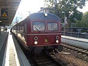 DB 425-420-7 am 18.10.2009 in Eberbach