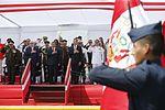 DESTACAN LABOR DE LAS FUERZAS ARMADAS EN CEREMONIA POR 150 ANIVERSARIO DE COMBATE DEL 2 DE MAYO (26779094015).jpg