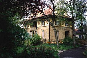 Franco-German Institute - The Deutsch-Französisches Institut in Ludwigsburg.
