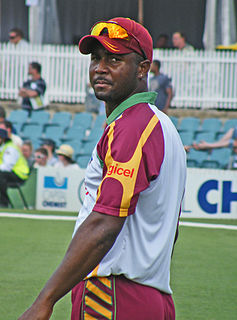 Dwayne Smith West Indian cricketer
