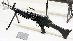 K 11 Gun K3 기관총 - 위키백과, 우리 모두의 백과사전