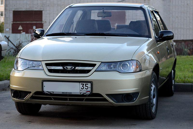 Daewoo Nexia facelift – 2008 | Pin X Cars