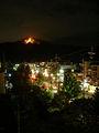 Daimonji no Okuribi view from Sakyo - panoramio.jpg