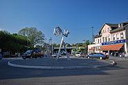 Dalbergplatz mit Windsbraut