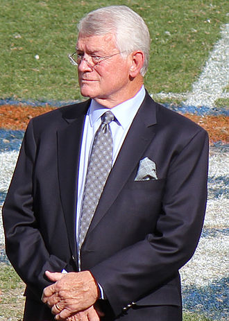 Dan Reeves - Reeves in 2014.