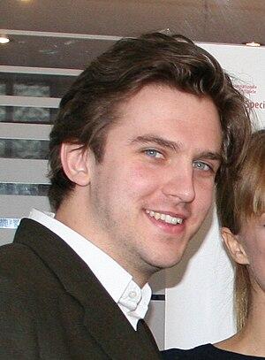 Schauspieler Dan Stevens