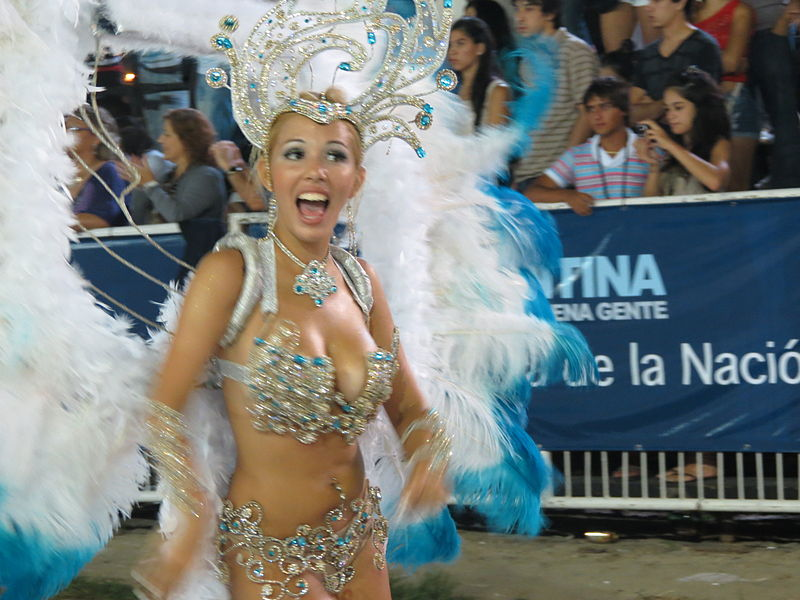 File:Dancer - Corrientes, Argentina - Carnival 2012.jpg