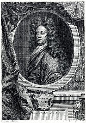 Daniel Marot - Daniël Marot (1661-1752)