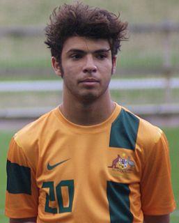 Daniel De Silva Australian professional football player