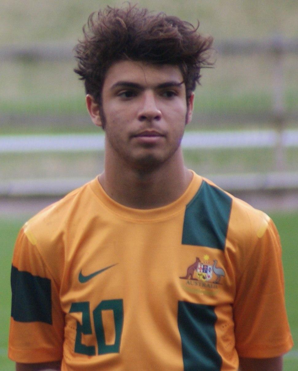 Daniel De Silva 2013
