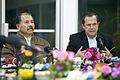 Daniel Ortega, Presidente de Nicaragua recibe a delegación del Ecuador (11195468554).jpg