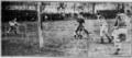 Danmarksmesterskabsturneringen football match action Aarhus Stiftstidende 02.04.1928 Aarhus GF vs Akademisk BK.png