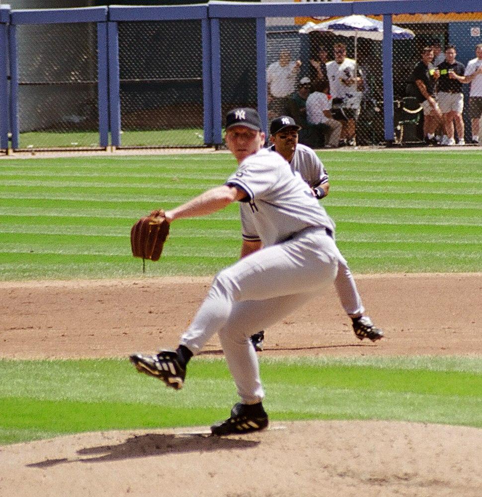 David Cone 1999