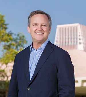David J. Lane (ambassador) - Lane in 2016