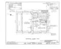 David Wilmot House, Wayne Street, Bethany, Wayne County, PA HABS PA,64-BETH,1- (sheet 1 of 9).png