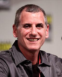David Zuckerman (TV producer) American writer and producer (born 1962)