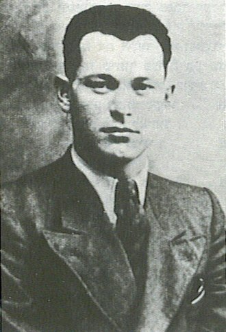 Irgun - David Raziel, commander of the Irgun