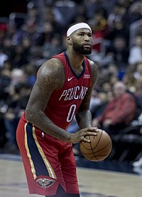 Image illustrative de l'article DeMarcus Cousins