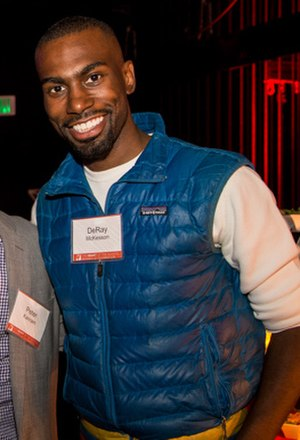 DeRay Mckesson - Mckesson in 2017