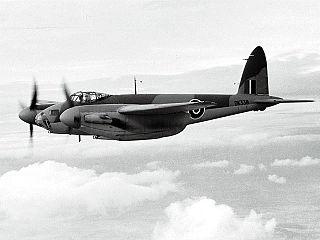 de Havilland Mosquito Multi-role combat aircraft