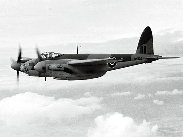 World War II aircraft of the United Kingdom