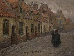 De Rolweg in Brugge