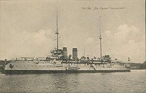 HNLMS De Zeven Provinciën (1909)