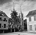 De houten SS Petrus-en-Pauluskathedraal aan de Gravenstraat in Paramaribo, Bestanddeelnr 252-6099.jpg